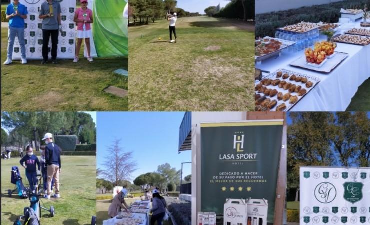 El Torneo Hotel Lasa Sport inicia un calendario cargado de  torneos en Golf Entrepinos