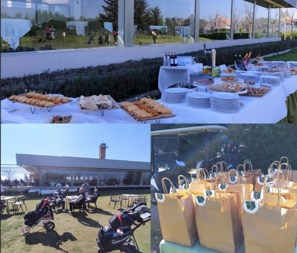 Domingo de Pascua…y de golf en Entrepinos en el Torneo Proshop