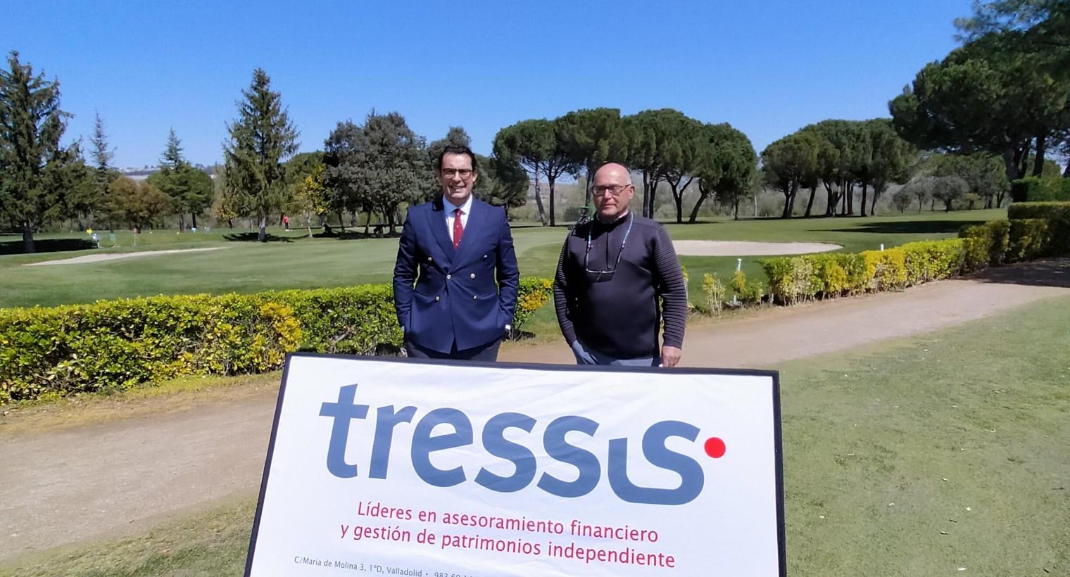 La entidad financiera Tressis se suma a Golf Entrepinos