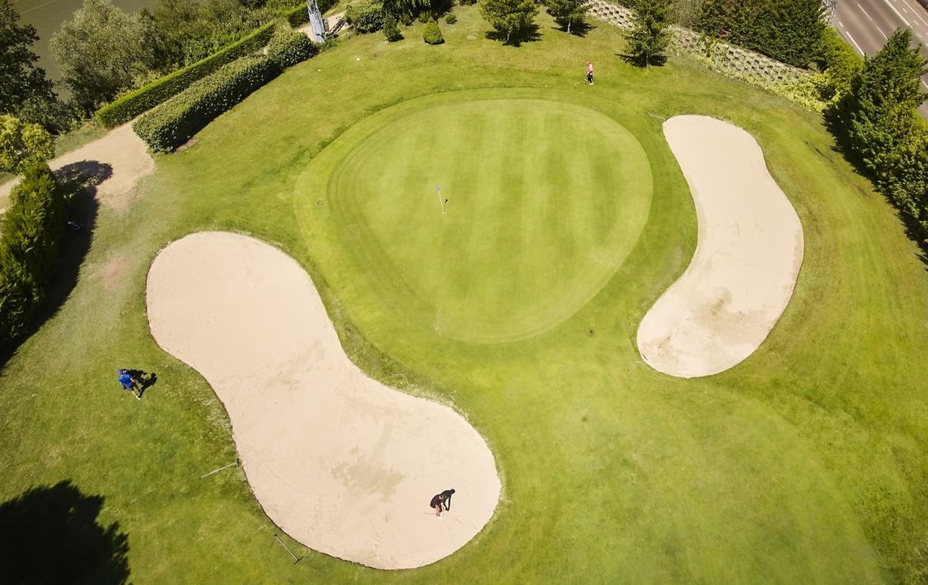 Golf Entrepinos acoge la primera edición del Campeonato de Castilla y León de Profesionales